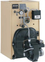 Weil-Mclain P-SGO-4 Series 3 - Oil-Fired Steam Boiler with Tankless ...