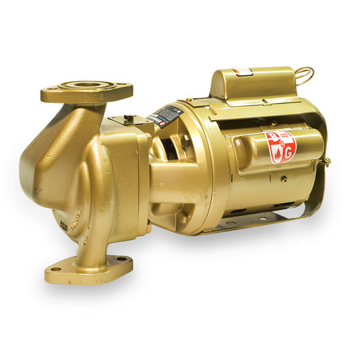 Bell gossett pr ab oil lubricated circulators 3 piece for Bell gossett motors