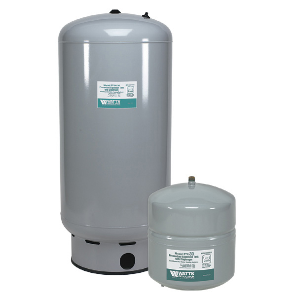watts valves etsx 40 non potable water expansion tank. Black Bedroom Furniture Sets. Home Design Ideas