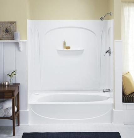 Sterling Kohler 71090120 0 White Series 7109 Acclaim