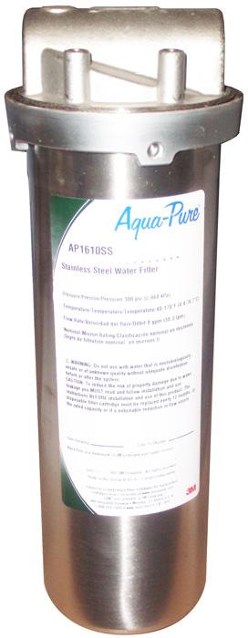 Aquapure Cuno Ap1610 3 4 Quot Single Cartridge Stainless