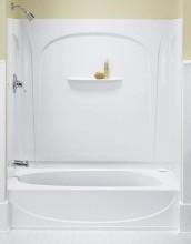 sterling kohler white series acclaim tub u0026 shower