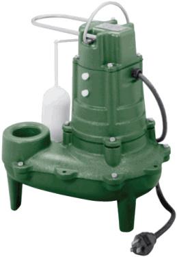 Zoeller Pumps M267 Quot Waste Mate Quot Submersible Sewage Pump