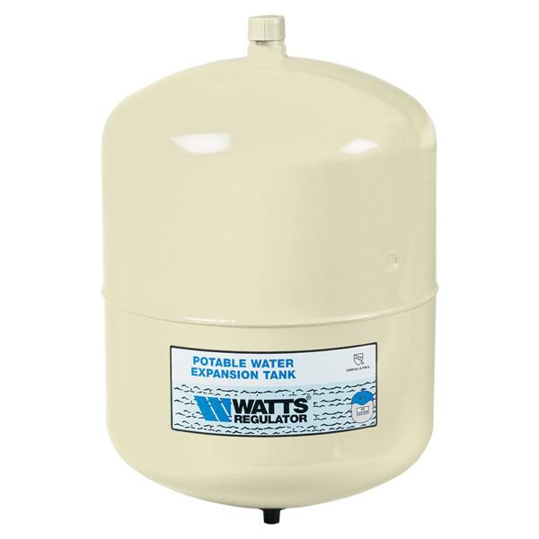 watts valves plt 12 potable water expansion tank. Black Bedroom Furniture Sets. Home Design Ideas