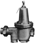 watts valves 0059844 1 2 water pressure reducing valve fnpt union inl. Black Bedroom Furniture Sets. Home Design Ideas