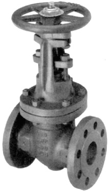 Nibco F 667 O 2 1 2 Quot 250 Iron Os Amp Y Gate Valve Flanged