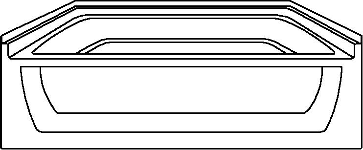 Sterling Kohler 71121120 0 60 Quot X 32 Quot X 18 Quot White Series